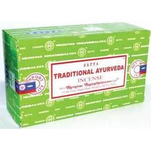 Traditional Ayurveda satya incense stick 15 gm
