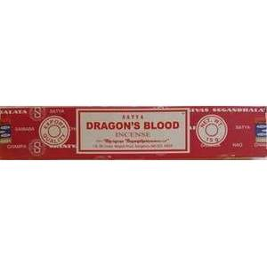 Dragon's Blood Satya Incense 15gm