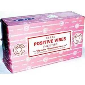 Positive Vibes satya incense stick 15 gm