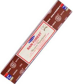 Rain Forest Satya Stick Incense 15gm