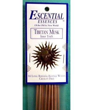 Tibetan Musk Stick Incense 16pk