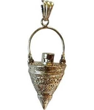 Aroma Bottle Necklace