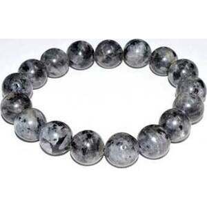 12mm Larvikite bracelet