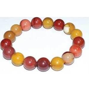 12mm Mookaite bracelet