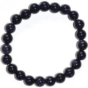 8mm Blue Goldstone bracelet