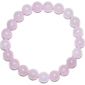 8mm Rose Quartz bracelet
