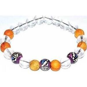 8mm Palo Santo Quartz bracelet