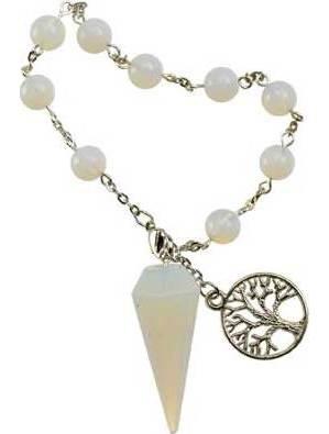Opalite Pendulum Bracelet