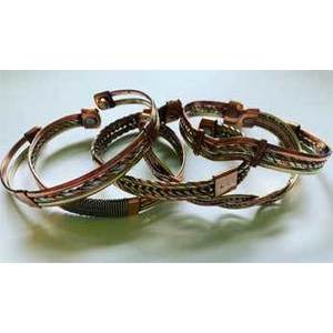 Tri-Color Magnetic various bracelet