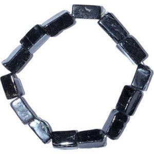 Tourmaline, Black bracelet stretch
