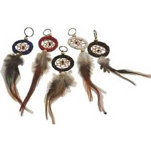 Dream Catcher Key Chain - Mixed Colors