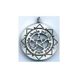 Draw Soul Mate Spell Pendant
