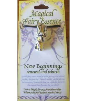 New Beginnings Fairy Essence Necklace