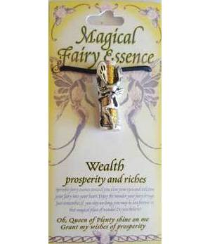 Wealth Fairy Essence Necklace