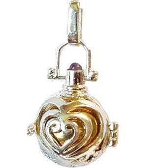 Harmony Aroma Bottle Necklace