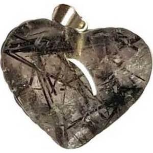 """1"""" Graftado Heart Pendant"""