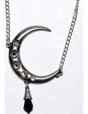 """1 1/2"""" Lune Noir"""