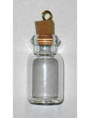 Small Jar Spell Oil Bottle