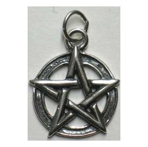 Pentagram Pendant