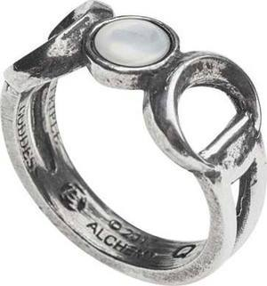 Triple Goddess ring Size 6