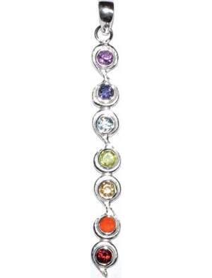 7 Chakra pendant
