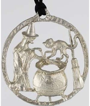 Witch's Brew Pendant