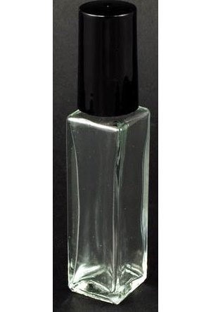2dr Square Bottle with Top