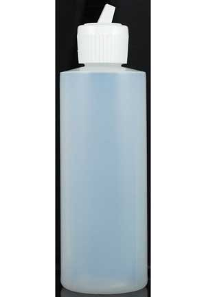4oz Plastic Bottle With Flip Top