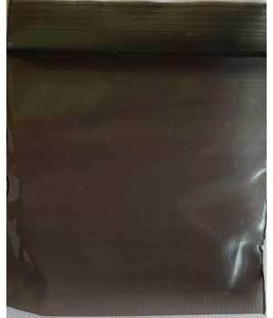 "Black Resealable bags 2"" x 2"" 100/pkg 2.5mil"