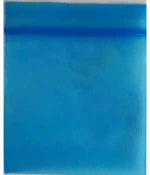 """Blue Resealable bags 2"""" x 2"""" 100/pkg 2.5mil"""