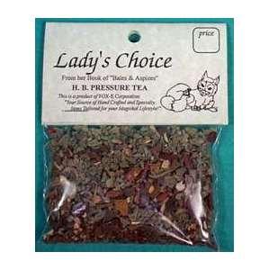High Blood Pressure Tea