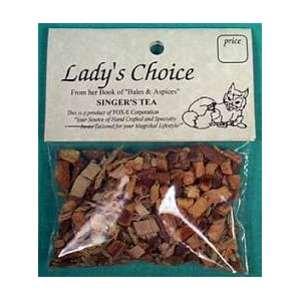 Singer's Tea