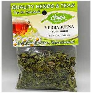 1/2oz Yerbabuena chapis tea (spearmint)