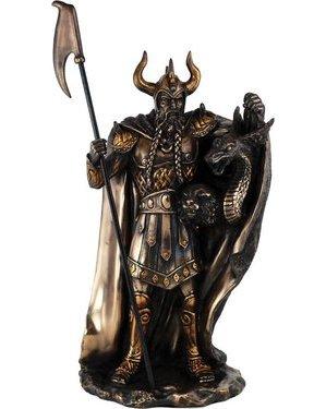 """Loki 10"""" Statue"""
