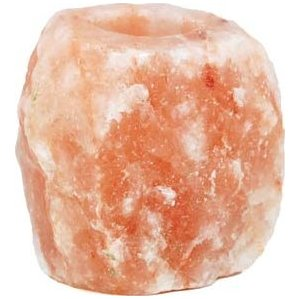 Natural Salt Tealight Holder