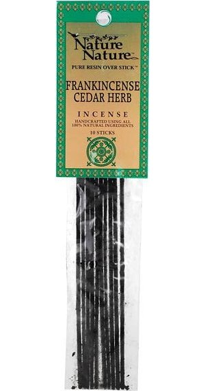 Frank/Cedar Stick Incense 10pk