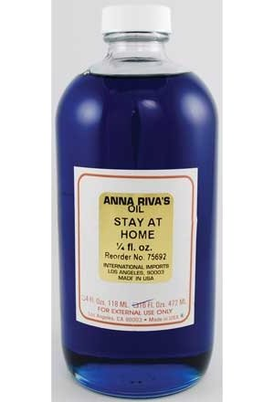 Anna Riva's Stay At Home Oil 16oz