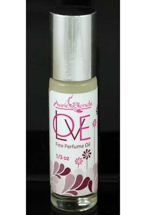 1/3oz Love Auric Special Label