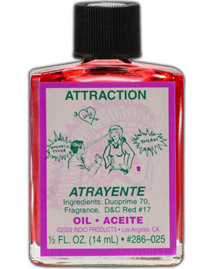 4dr Attraction Oil