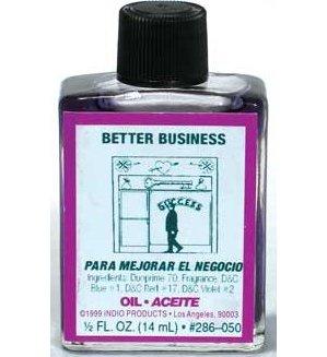 4dr Better Business Oil