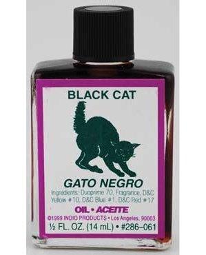 4dr Gato Negro Oil