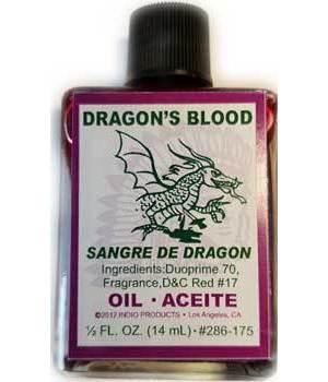 4dr Dragons Blood Oil