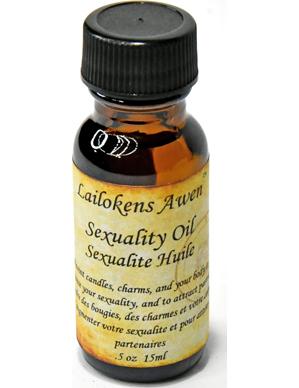 15ml Sexuality Lailokens Awen oil