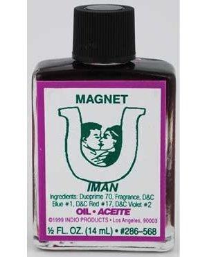 4dr Magnet Oil