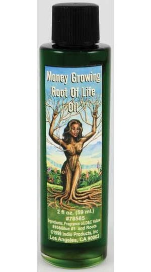 Money Growing Root of Life Oil 2oz