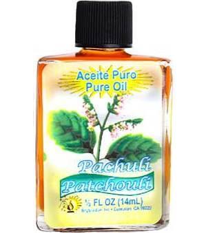 Patchouli, Pure oil 4 dram