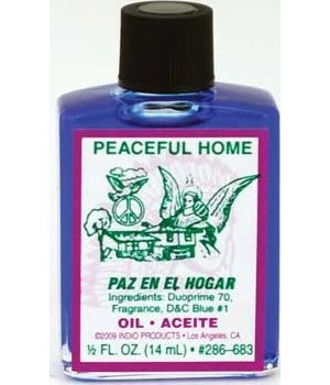 4dr Peaceful Home Oil