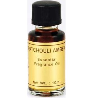 Patchouli Amber Essential Oil