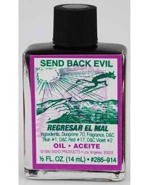 4dr Send Back Evil Oil