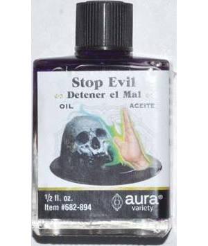 Stop Evil oil 4 dram